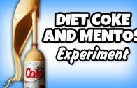 Efectul Coca-cola+mentos