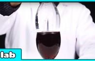 Apa se transformă în vin