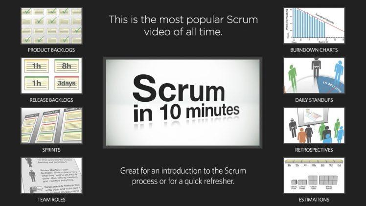 Introducere în SCRUM – metodologie AGILE de project management