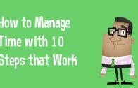 Managementul timpului – 10 secrete care funcționează