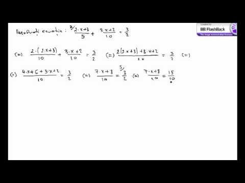 Ecuatia de gradul II