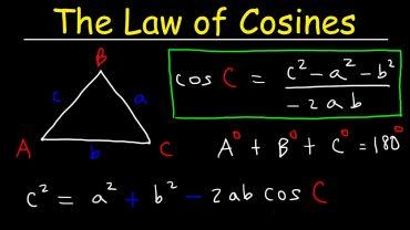 Teorema cosinusului