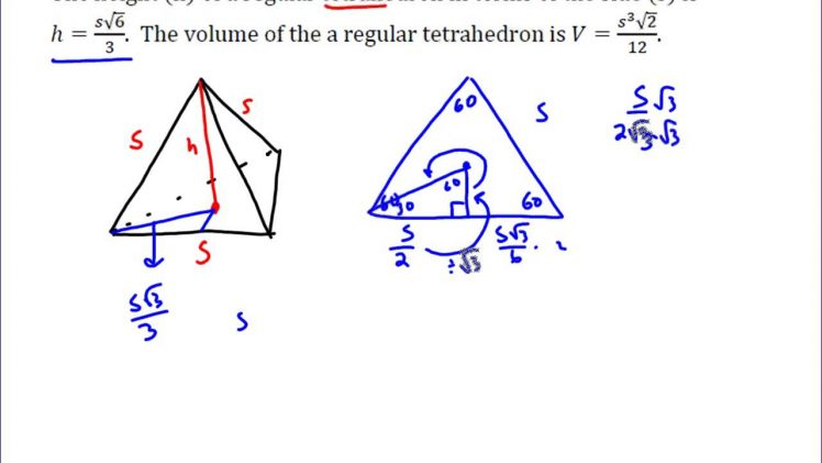 Tetraedrul Regulat