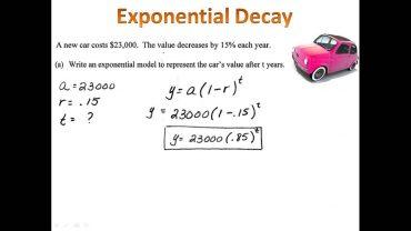 Functia exponentiala